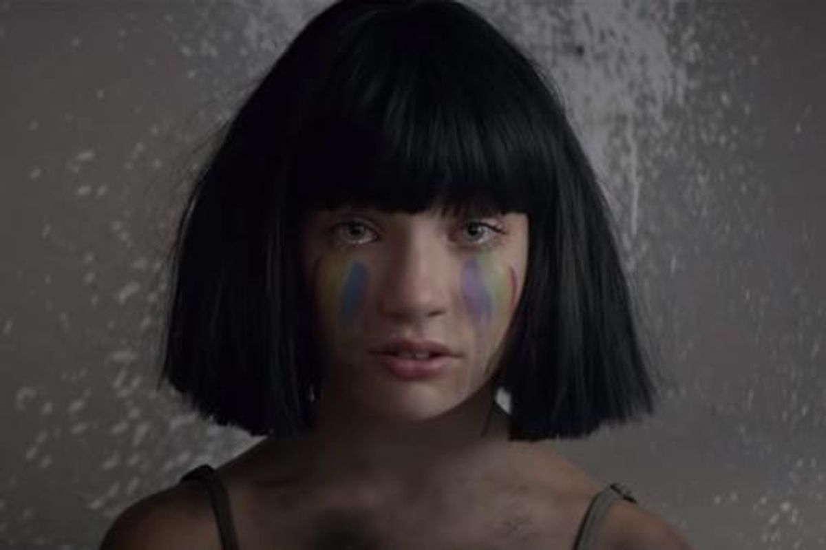 """Watch Sia's Maddie Ziegler-Starring Video For """"Greatest,"""" Featuring Kendrick Lamar"""