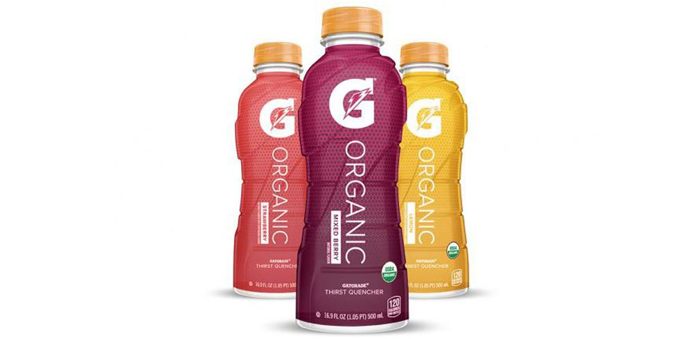 Gatorade to Go Organic ... Why It's Still Not a Healthy Option
