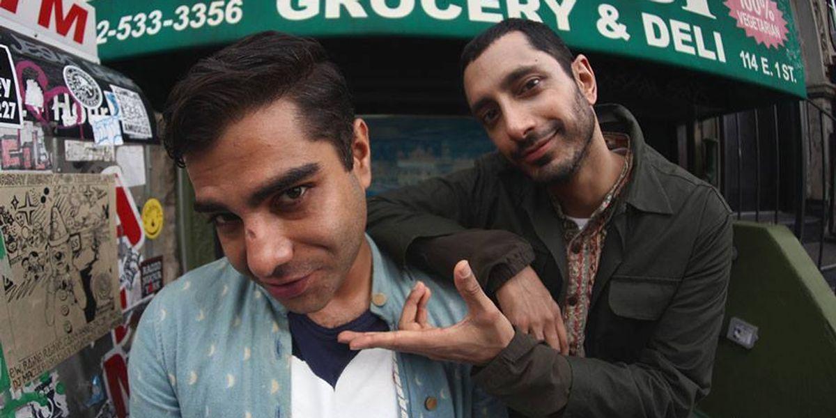 "Listen to Heems and Riz MC's New Swet Shop Boys Track ""Zayn Malik"""
