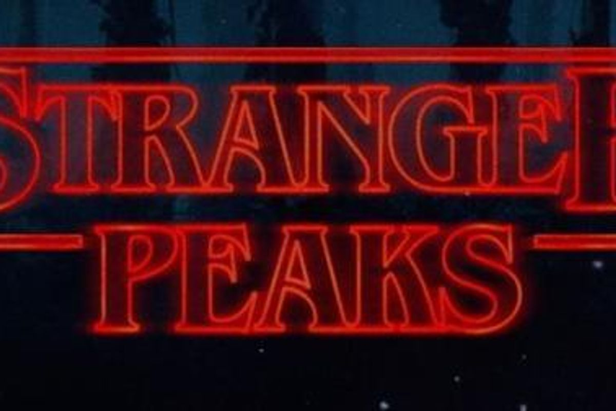 Someone Mashed Up The 'Stranger Things' Theme With the 'Twin Peaks' Theme, Thank God.