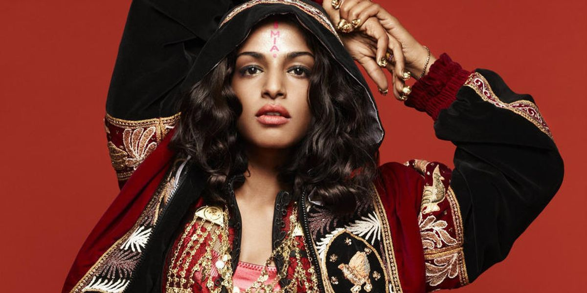 """Listen to M.I.A.'s Latest, """"Foreign Friend"""""""