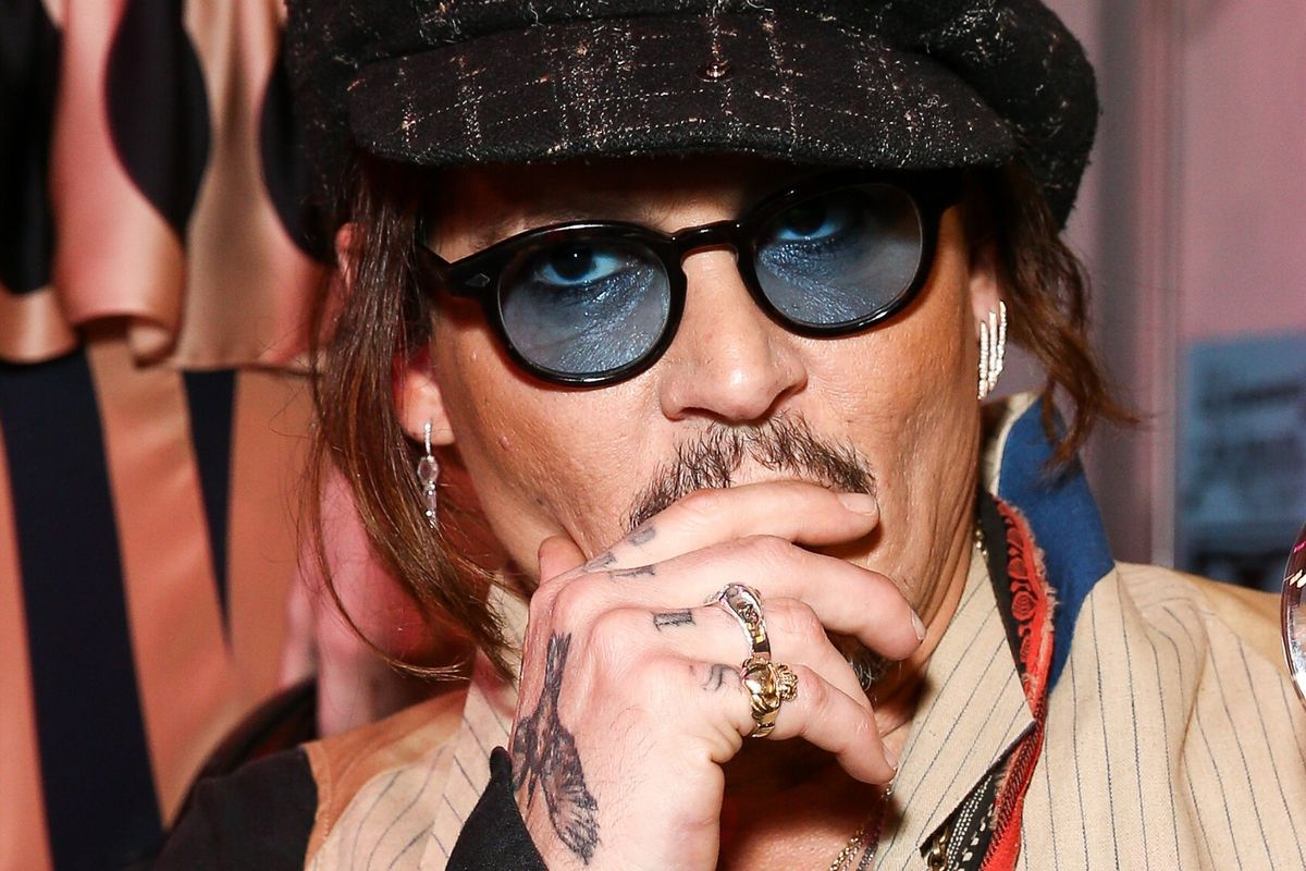Johnny Depp Is Apparently Starring In A Movie About The Notorious B.I.G.-Tupac Murders
