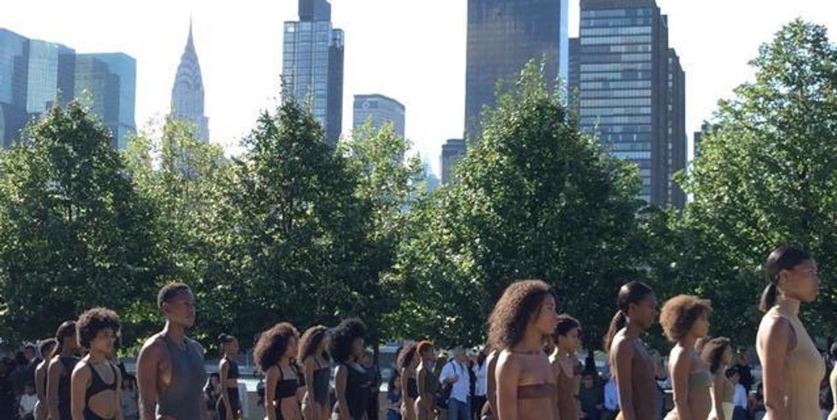 Stream Kanye West's Yeezy Season 4 Fashion Show Here