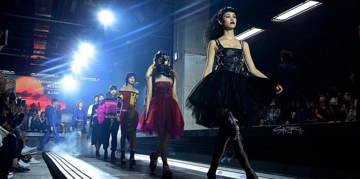 Diesel's 30th Anniversary Show in Tokyo Was Immediately Shoppable