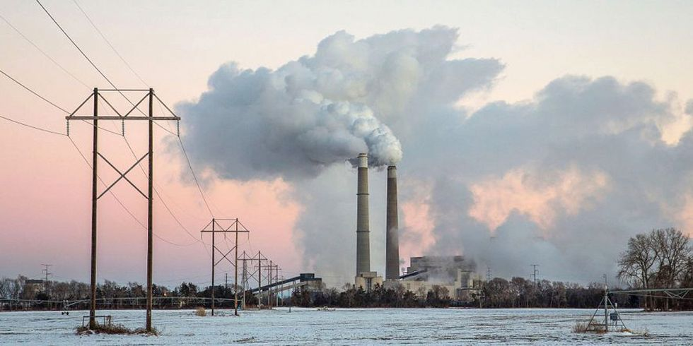 Confidential Documents Show Fossil Fuel Industry Plotted With GOP AGs to Attack Clean Power Plan