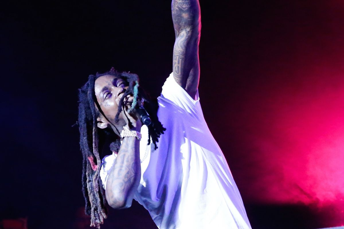 Lil Wayne Got Swatted Again For The Second Time In 18 Months