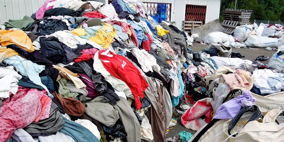 Fast Fashion: Cheap Clothes = Huge Environmental Cost - EcoWatch