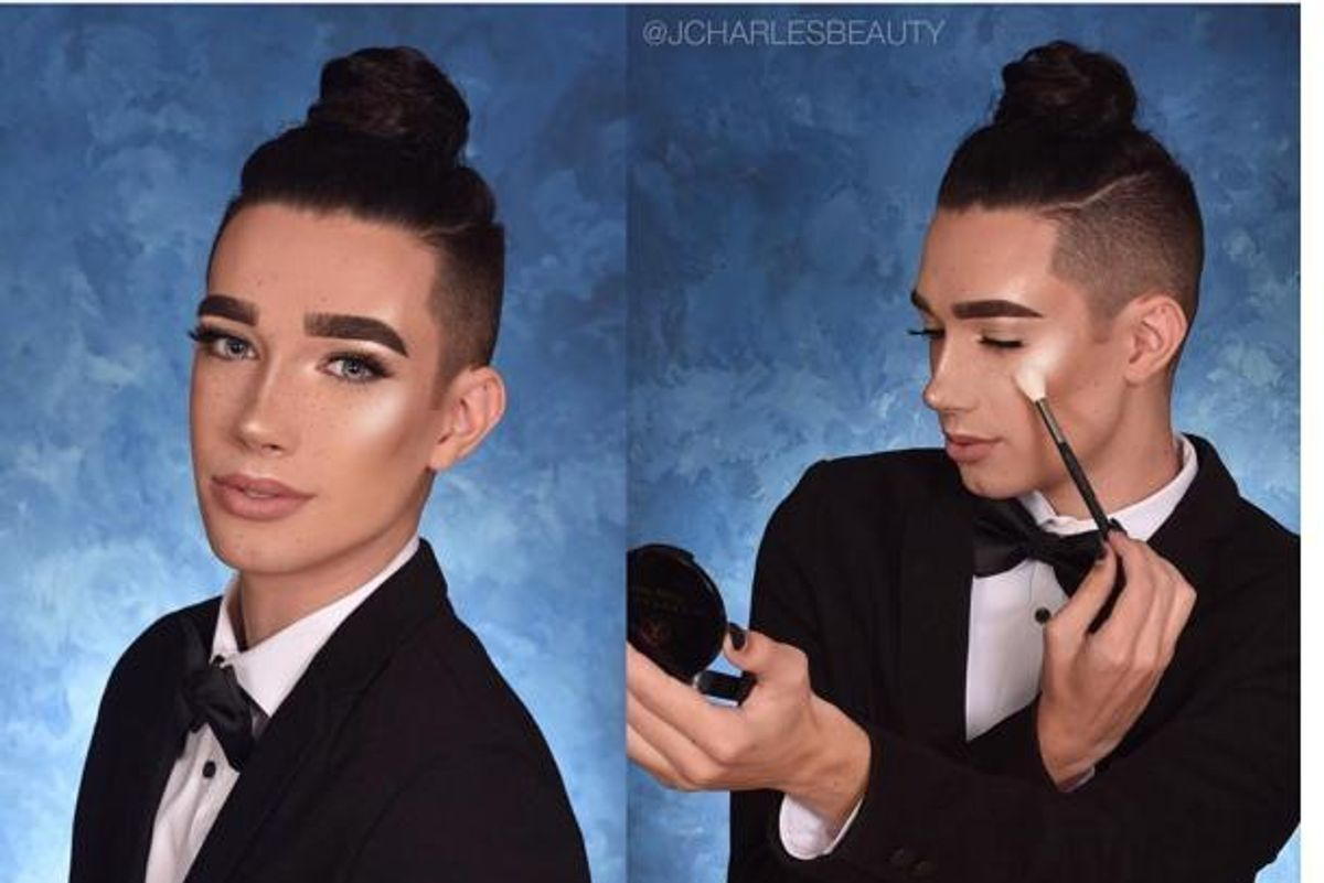 This High School Senior Who Retook His Yearbook Photo With A Ring Light Is Your New Hero