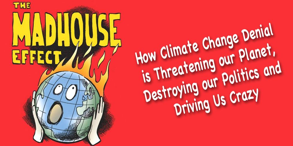 Michael Mann Fights Climate Denial With Comedy