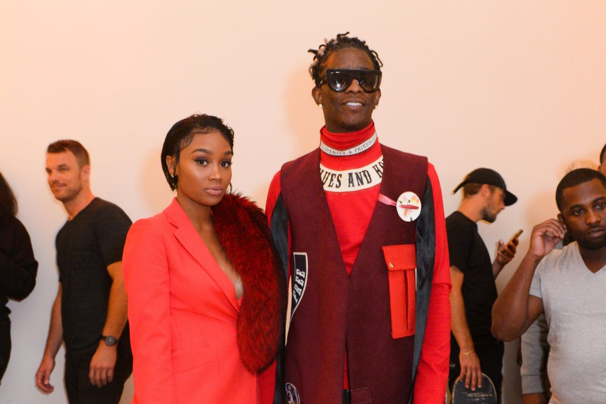 """""""There Will Be Two Brides"""": Young Thug Is Wearing A Dress To His Wedding"""