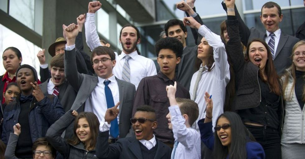 Kids vs. Feds: Fate of Historic Climate Lawsuit in 4 Days