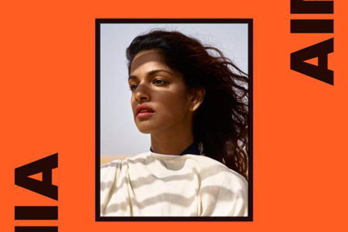 Stream M.I.A.'s Excellent New Album 'AIM'