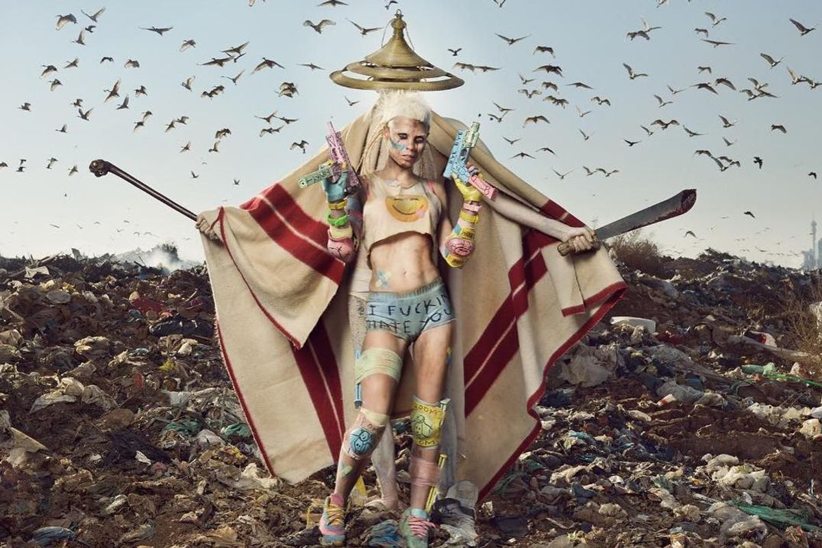 Die Antwoord Releases New Track, Announces They'll Break-Up in 2017