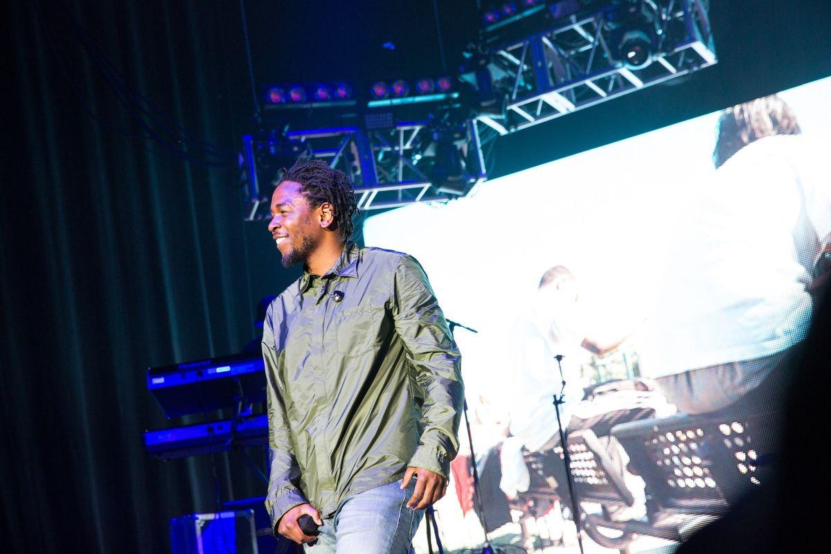 """Kendrick Lamar Says """"Fuck That"""" to Lil Wayne's Retirement Rumors"""