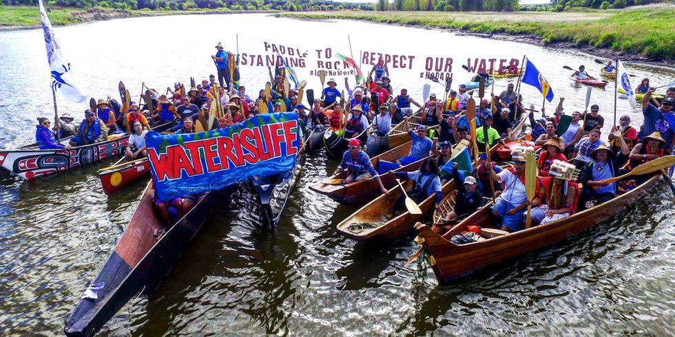 Federal Agencies Step in After Judge Denies Tribe's Request to Stop Dakota Access Pipeline