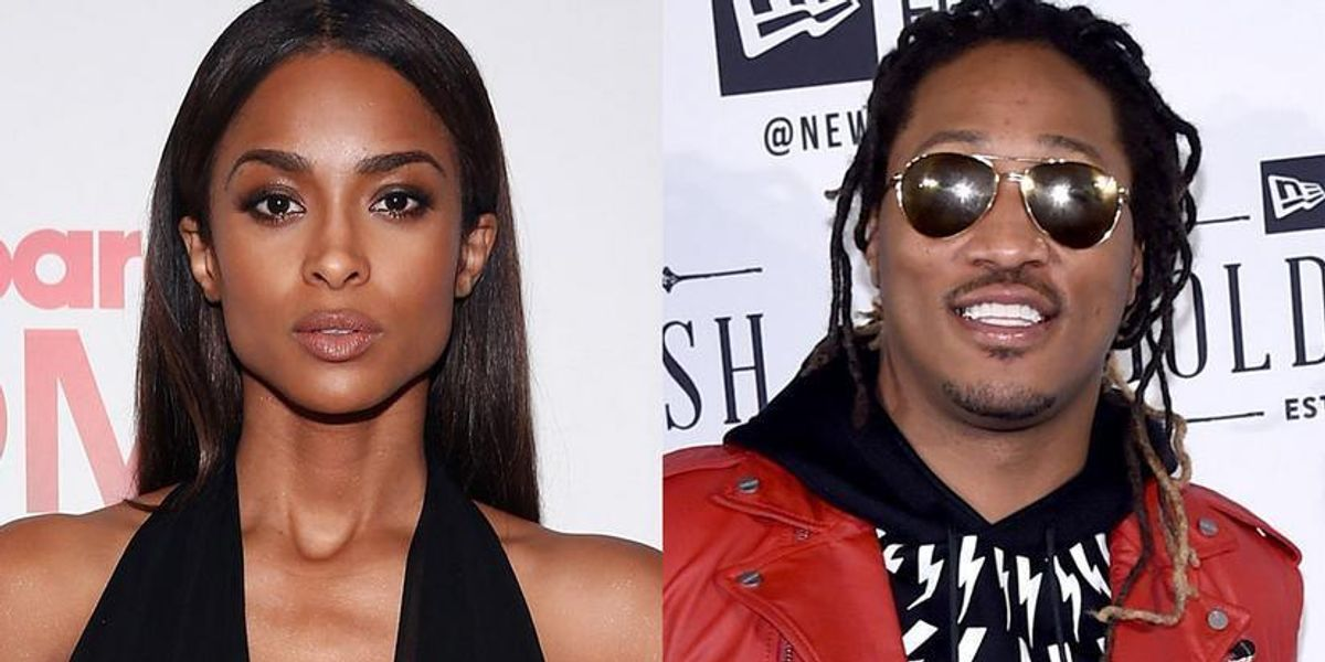 """Future Takes Shots At Ciara In Spiteful Diss Track, """"How It Feel"""""""