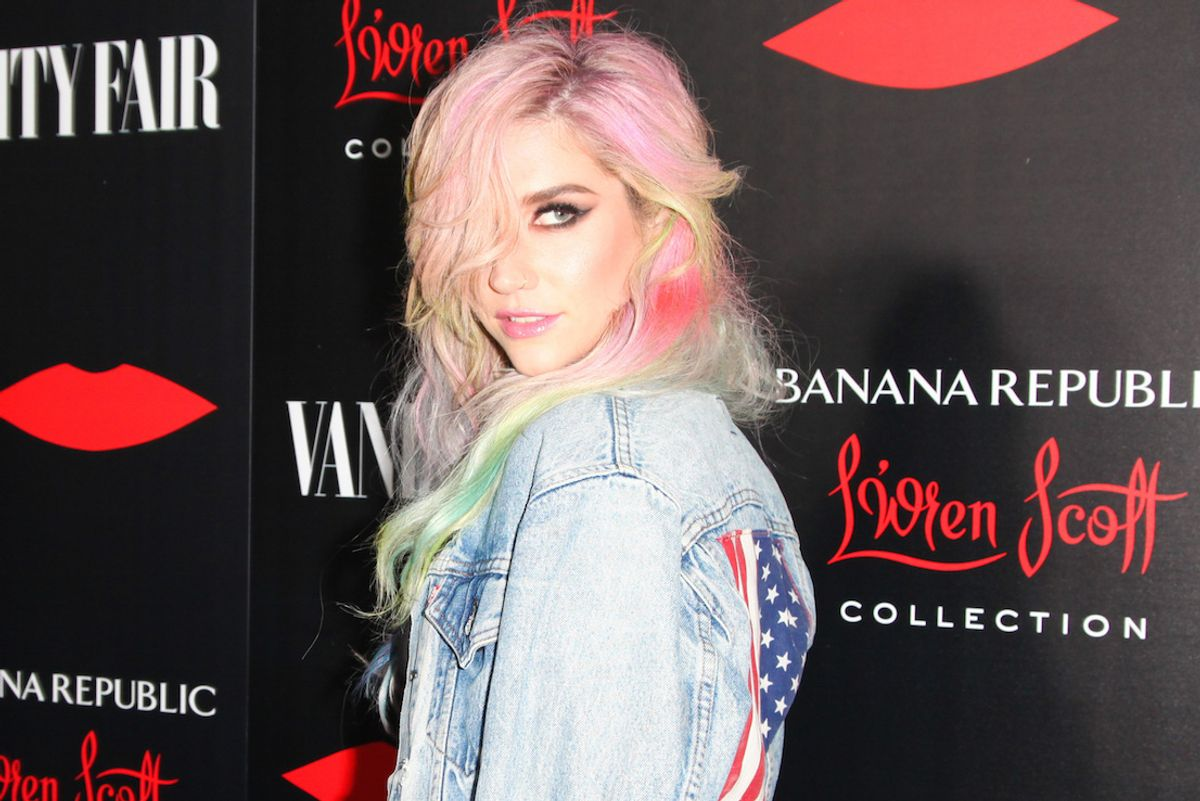 Dr. Luke Is Suing Kesha's Mother For Defamation For A Second Time