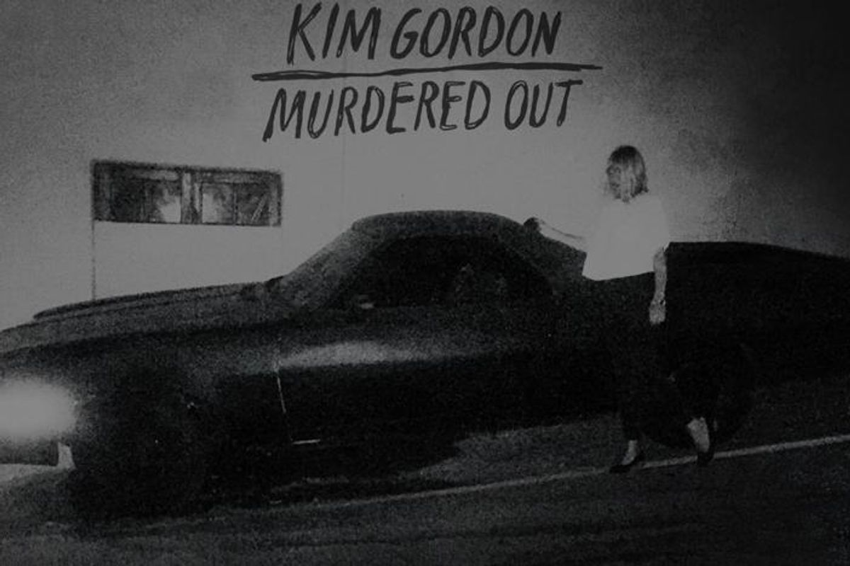 """Listen to Kim Gordon's New Song """"Murdered Out"""""""