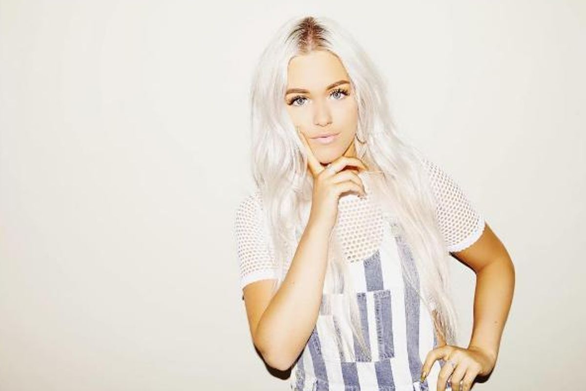 Lottie Tomlinson Talks Making a Splash in the Beauty World And Working With One Direction