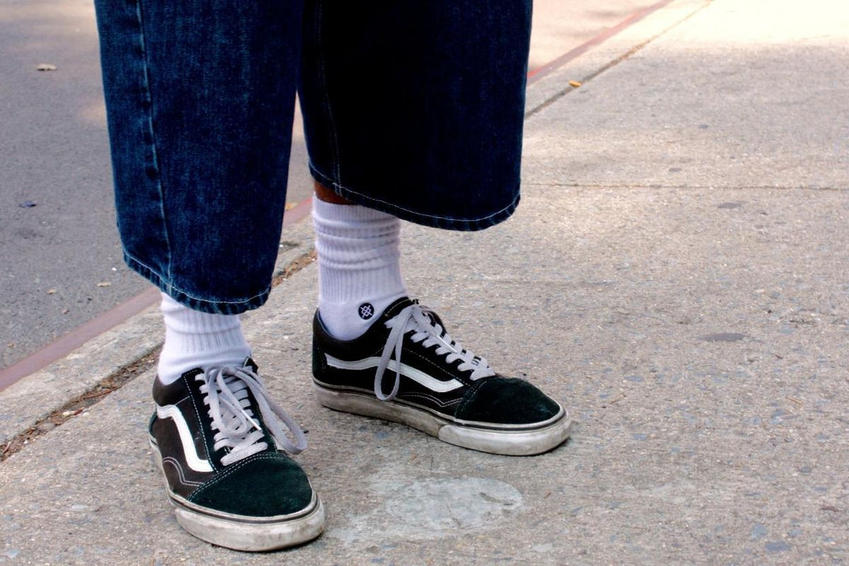 """Vans Are the New Fashion """"It"""" Sneaker"""