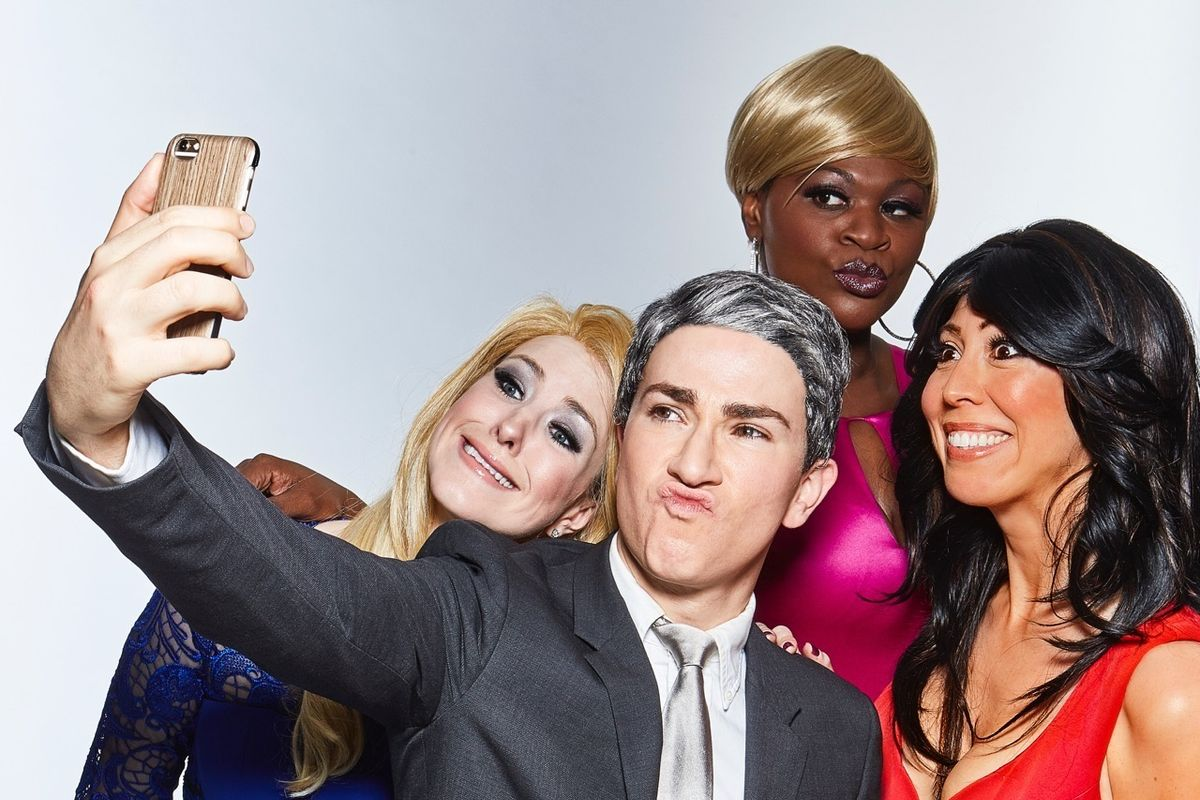 Ryan Raftery on the Response to His Andy Cohen Spoof
