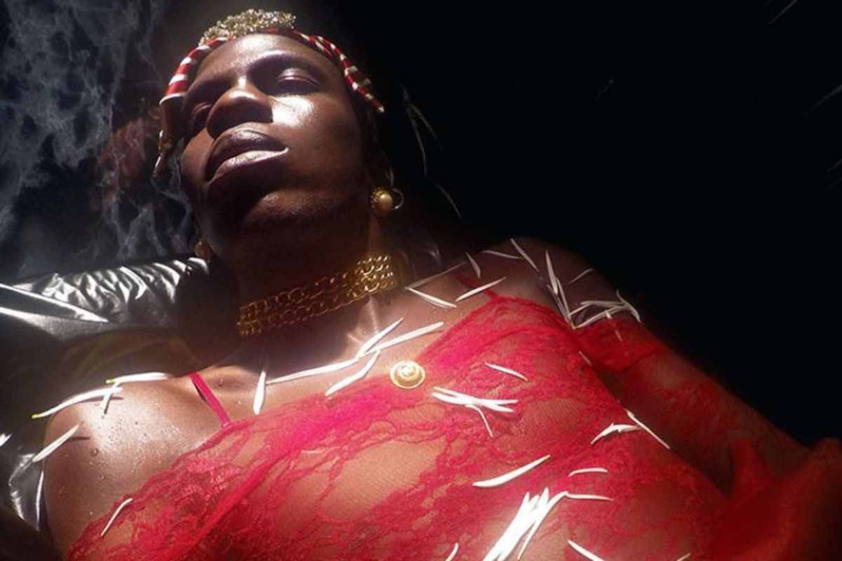 """PREMIERE: Listen To Yves Tumor's Hypnotizing New Song """"Role In Creation"""""""