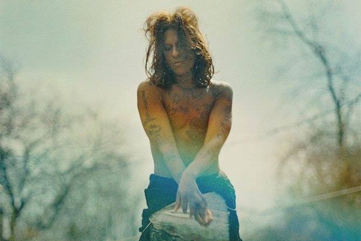 "Listen To Mykki Blanco's Sultry New Song ""My Nene"""