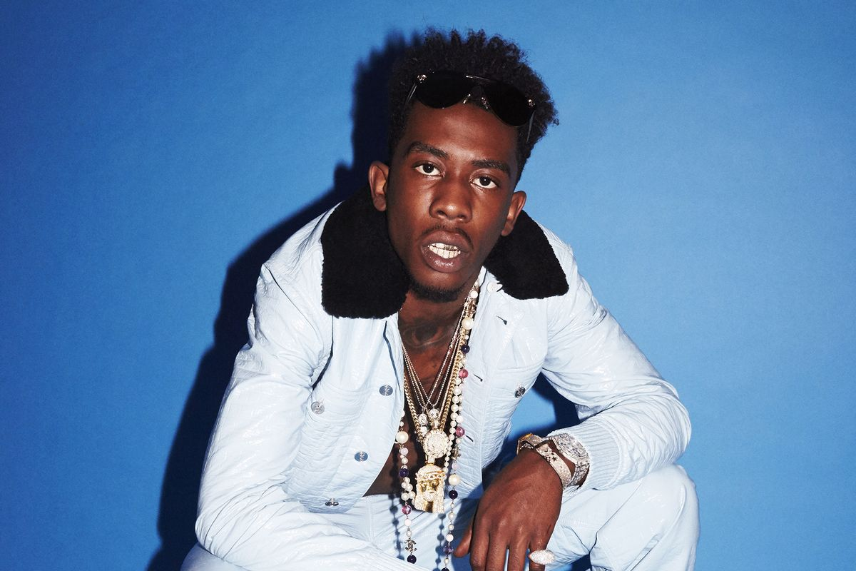 Desiigner Just Wants You to Feel Him