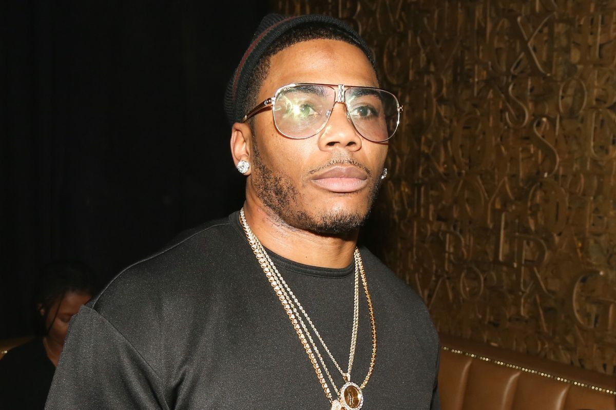 """Help Bail Nelly Out Of IRS Debt By Streaming """"Hot In Herre"""" As Much As You Can"""