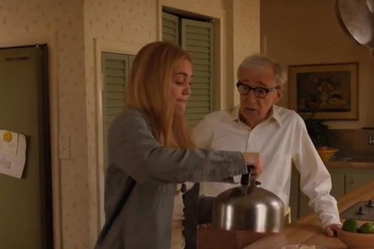 Watch The Snooze-Worthy Trailer For Woody Allen's New Amazon Series, Starring Miley Cyrus