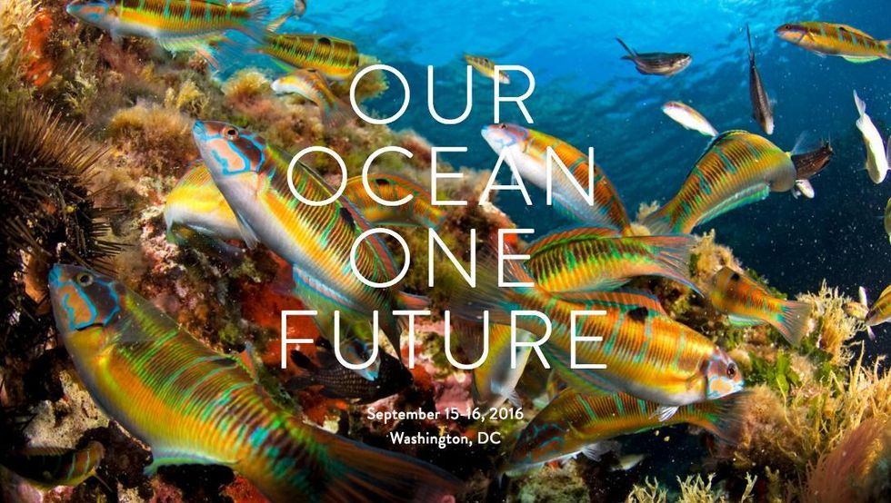 Our Ocean Conference Confronts Ocean's Biggest Threats