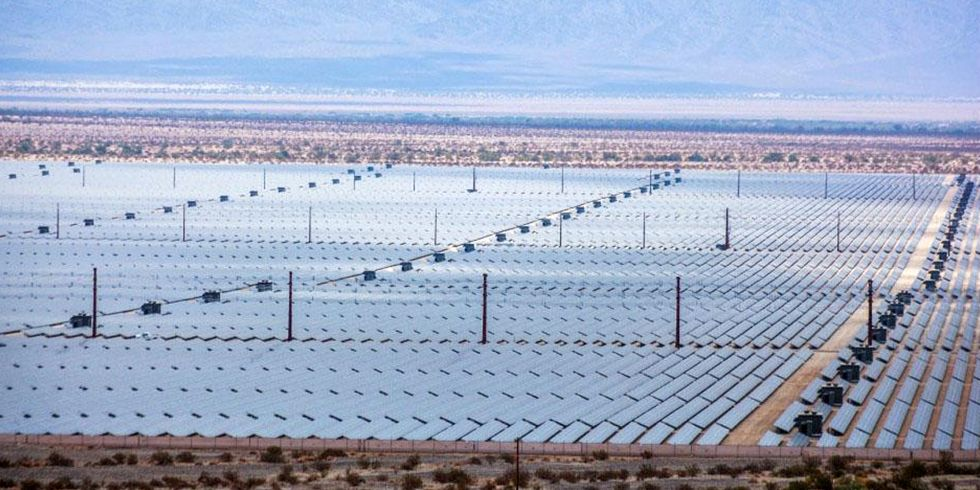 Obama Administration Drastically Restricts Renewables in Southern California Desert
