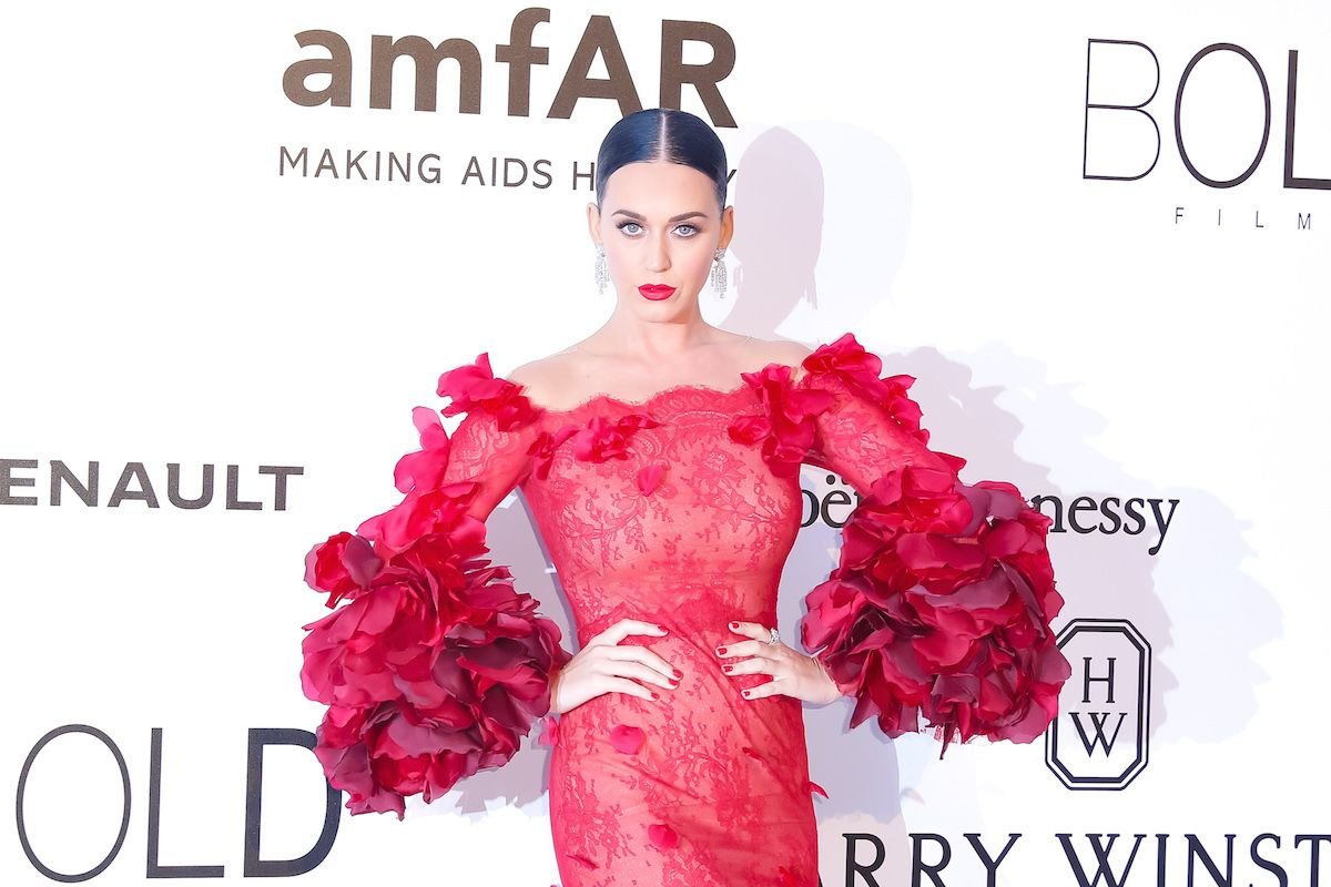 Katy Perry Helps Deliver Her Sister's Child, Solidifies 2016 As Her Year