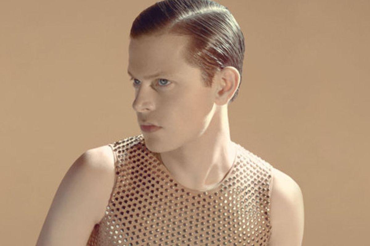 Listen To Perfume Genius' Elvis Presley Cover In A New Celeb-Filled Prada Ad