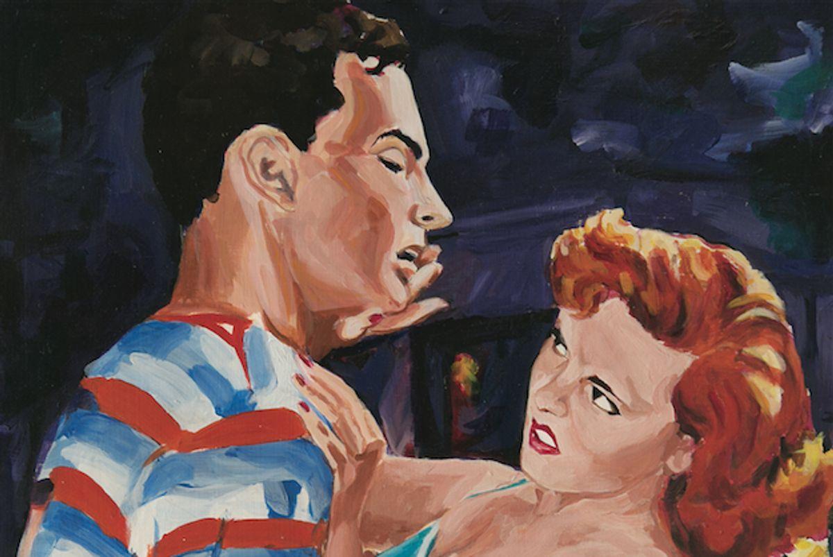 Gone for Three Decades, Walter Robinson Returns as an Artist