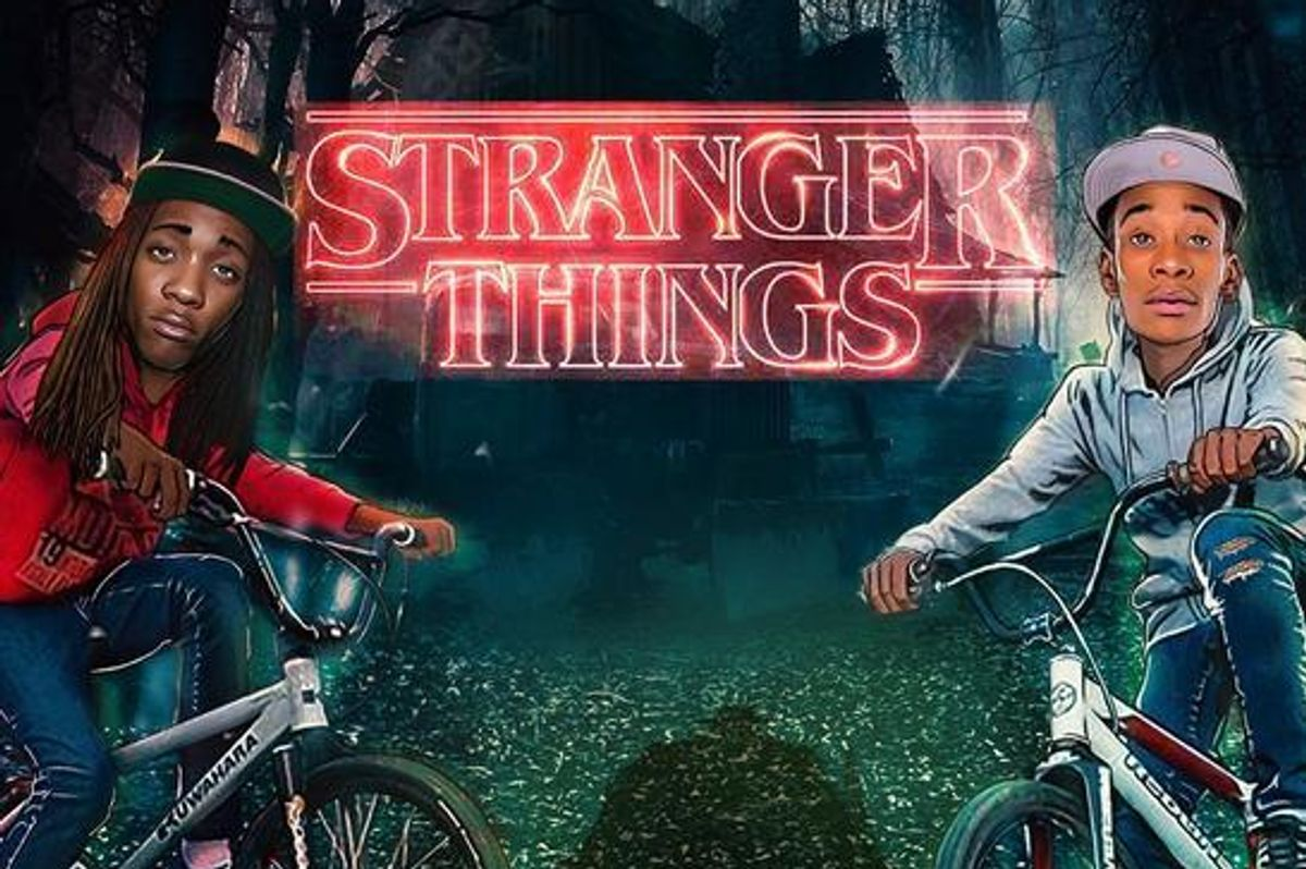 Wiz Khalifa Samples the Stranger Things Theme