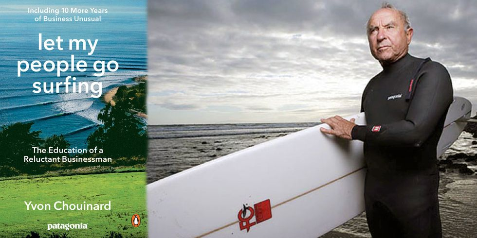 10 Most Profound Passages From 'Let My People Go Surfing'