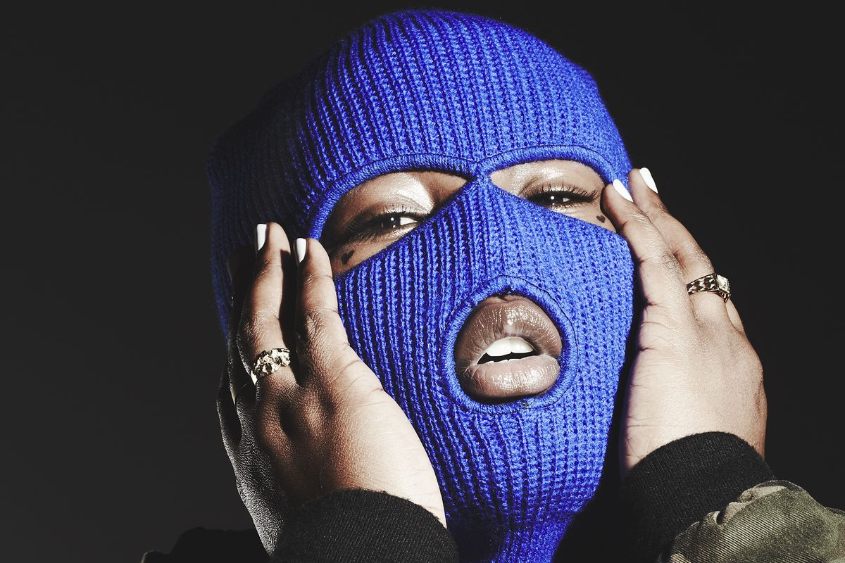 Leikeli47: The Enigmatic Masked Rapper Tells Us How She Uses Music As Survival