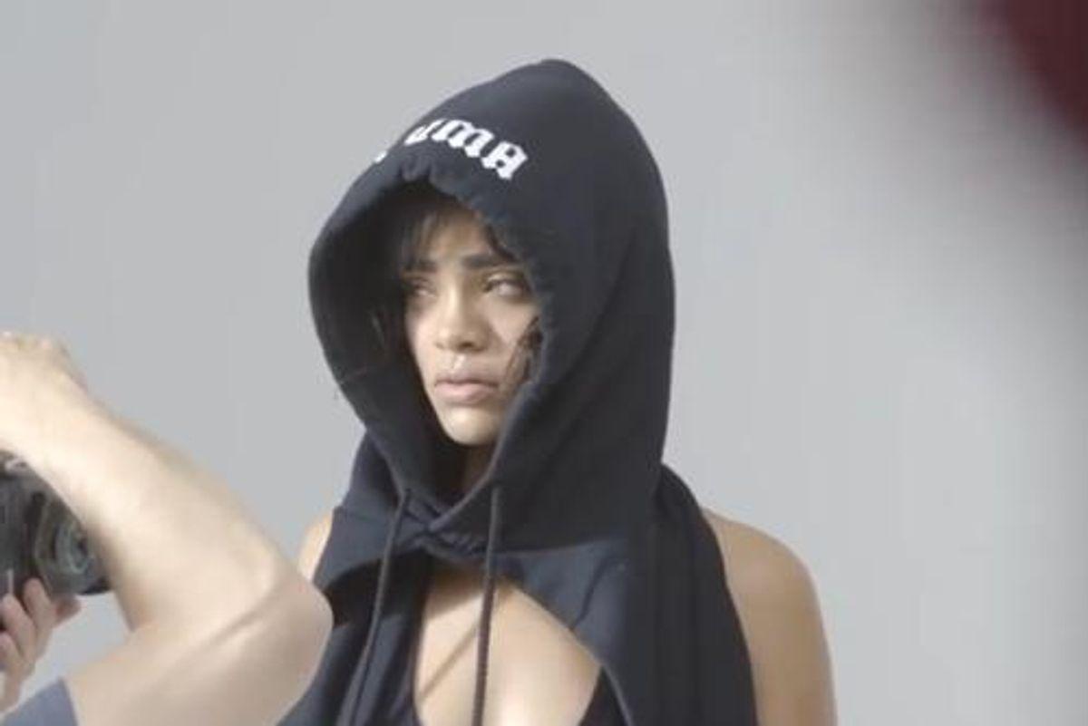 Rihanna Will Debut New Fenty X Puma Collection During Paris Fashion Week