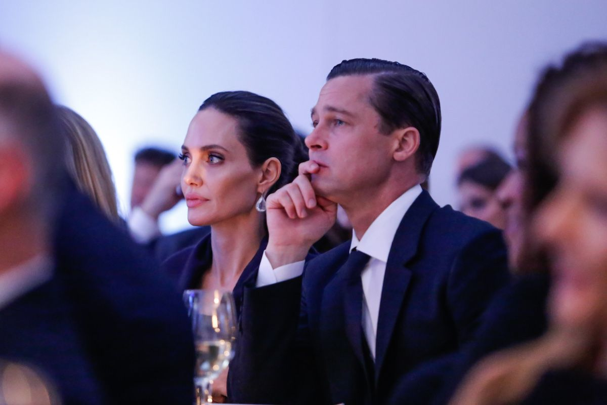 Angelina Jolie Files For Divorce From Brad Pitt [UPDATED]