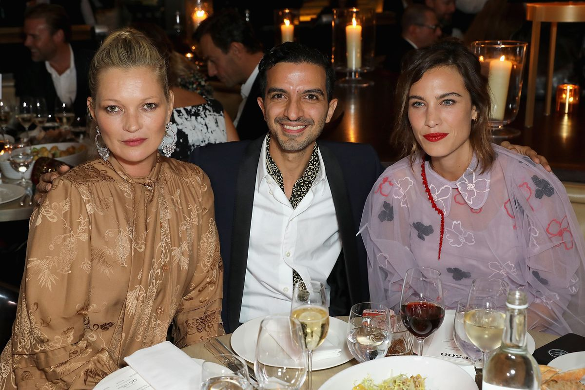 Scenes from The Business of Fashion's #BoF500 Gala
