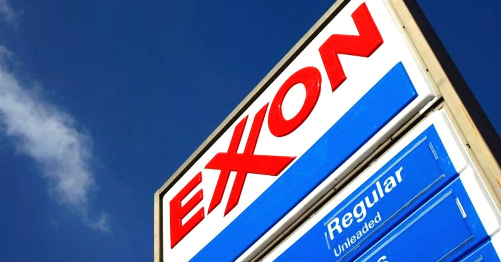 Exxon in Hot Seat as SEC Investigates Oil Giant Over Accounting for Climate Change