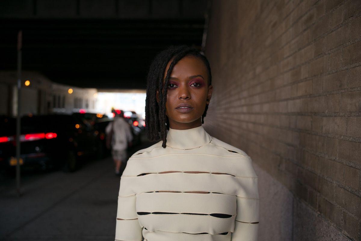 """Kelela: """"People who are not black need to be listening"""""""