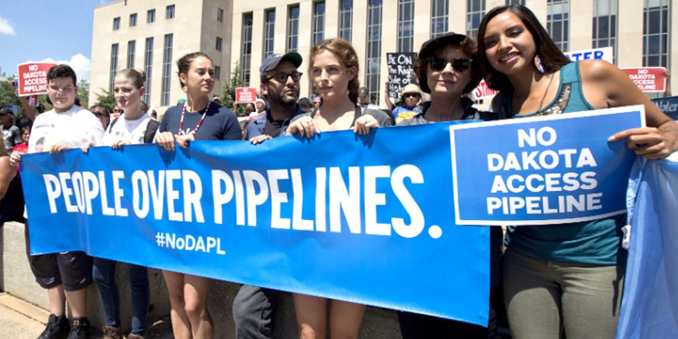 14 Pipeline Projects in 24 States ... Which Will Be the Next Battleground?