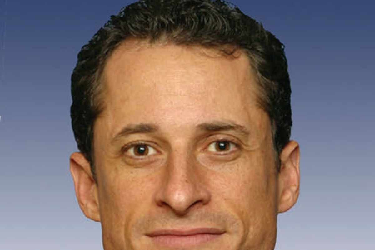 Anthony Weiner Allegedly Getting Investigated By NYPD SVU For Allegedly Sexting A 15-Year-Old Girl
