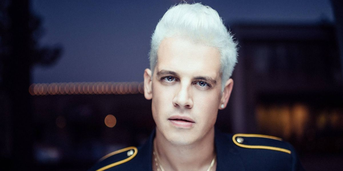The Internet Is Furious At Out Magazine's Milo Yiannopoulos Feature