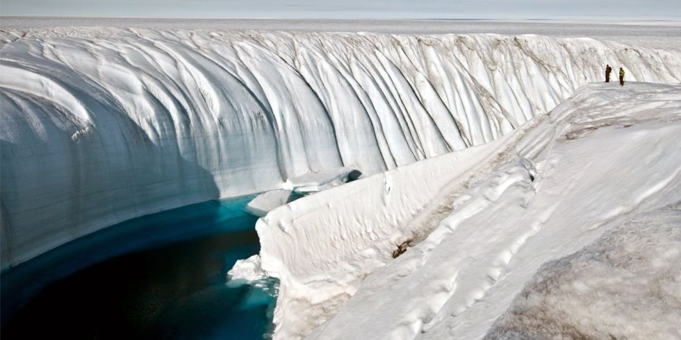 Greenland Ice Sheet Melting 7% Faster Than Previously Thought