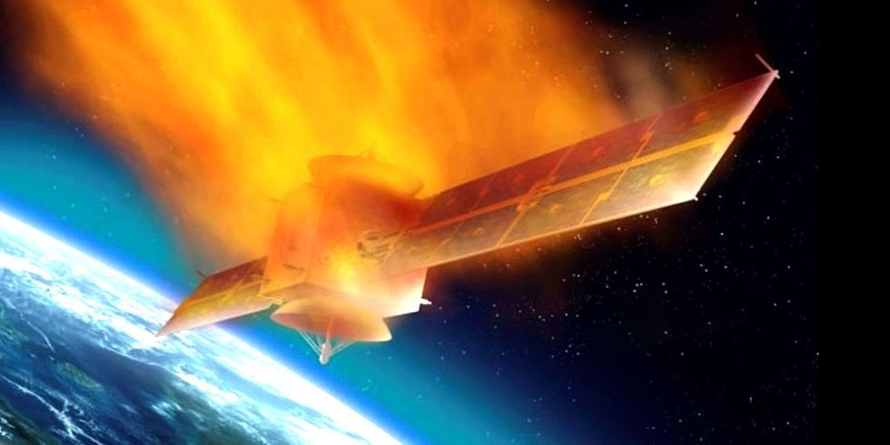 China Space Station 'Out of Control,' on Crash Course to Earth