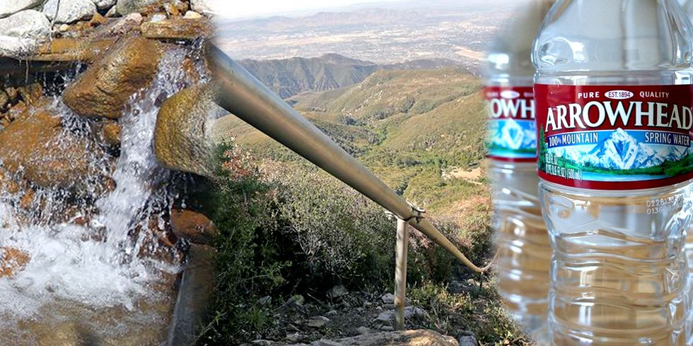 Nestlé Can Keep Piping Water Out of Drought-Stricken California Despite Permit Expiring in 1988
