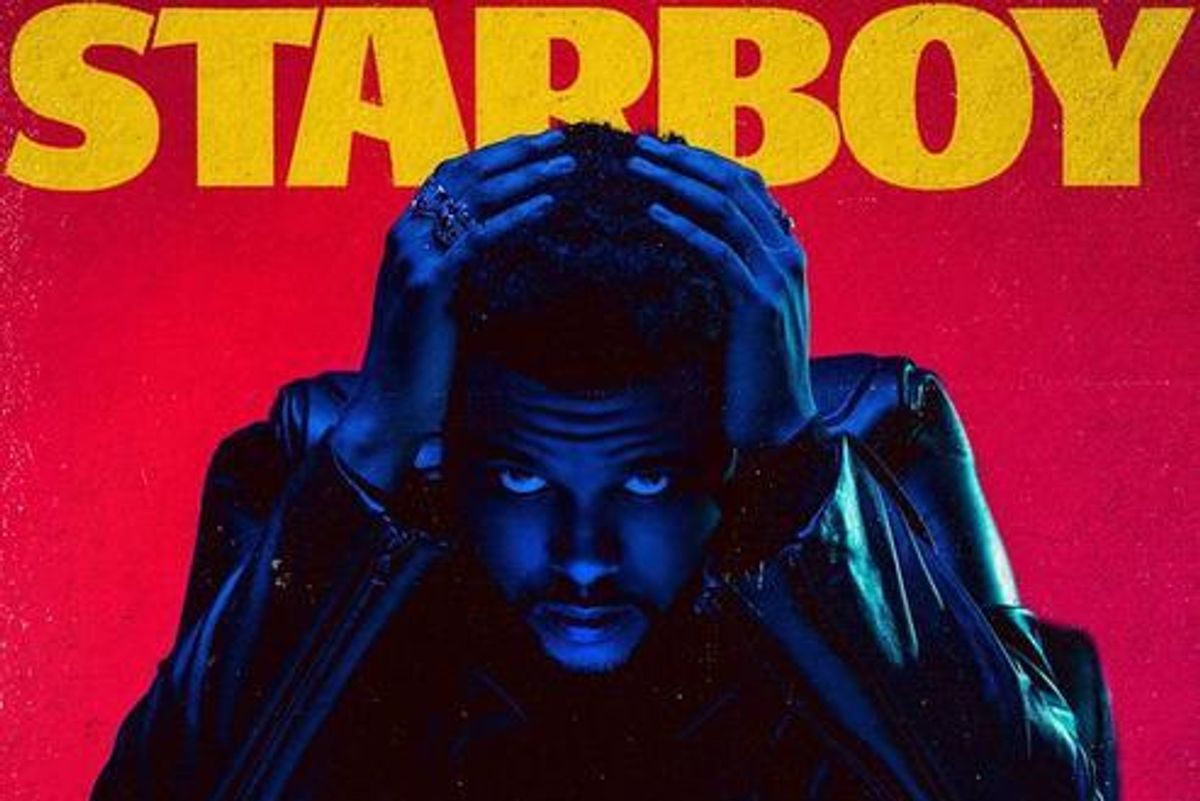 """Listen to The Weeknd and Daft Punk's New Track """"Starboy"""""""
